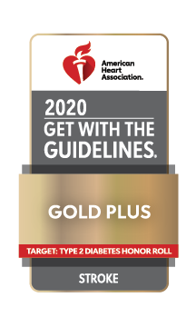AHA Gold Plus Logo
