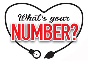 What's Your Number? Hypertension Campaign