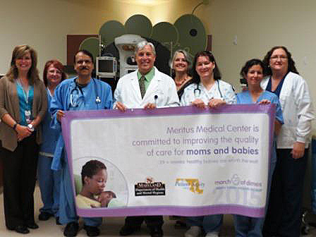 Special Care Nursery Recognized by March of Dimes