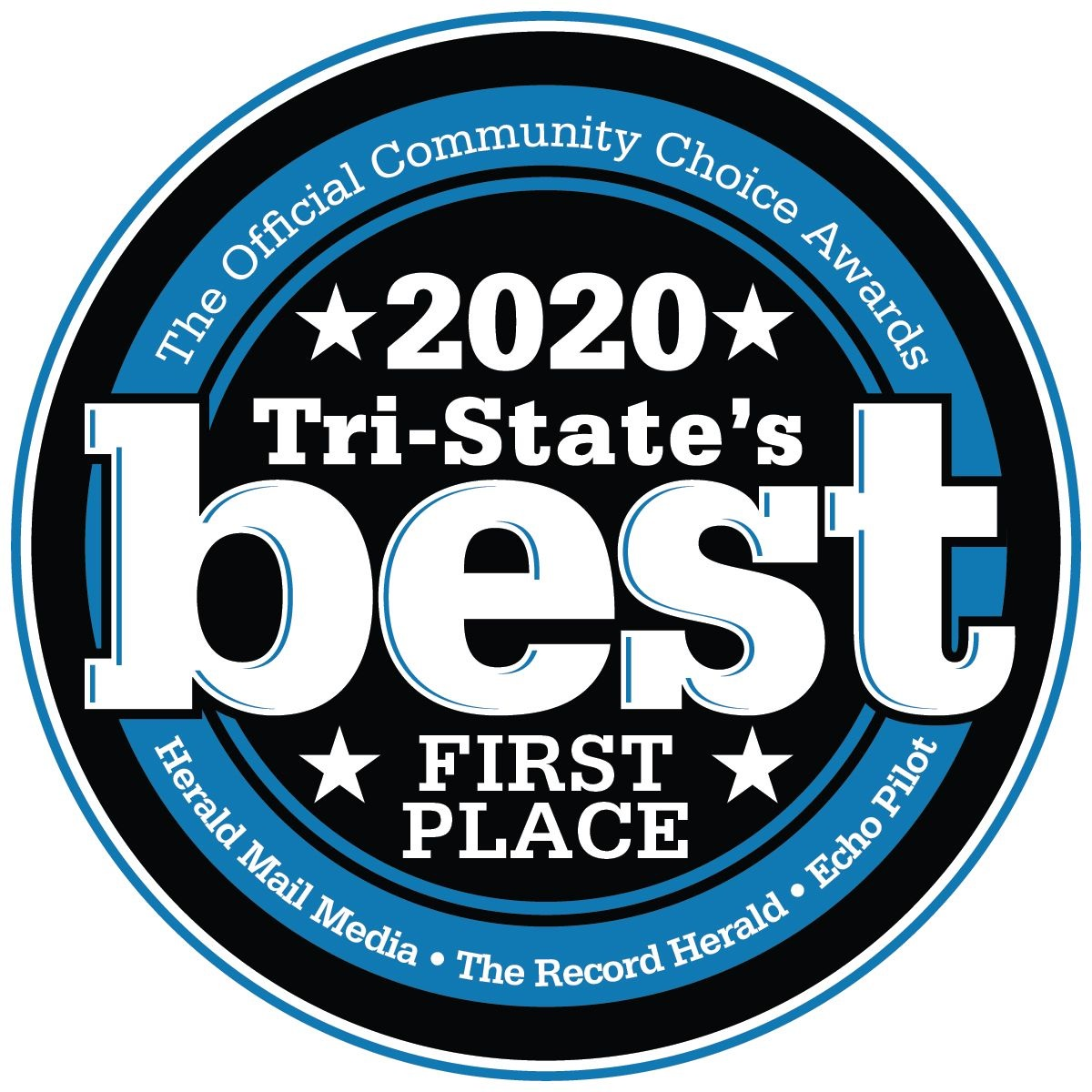 TSB First place logo