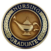 Nursing Graduate seal